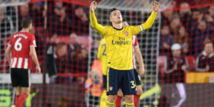 Sheffield United 1-0 Arsenal: Blades too good for blunt Arsenal