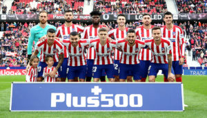 Check Out Atletico Madrid Fc Squad 2019 2020 Season