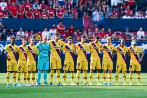 CHECK OUT BARCELONA SQUAD 2019/2020 Season