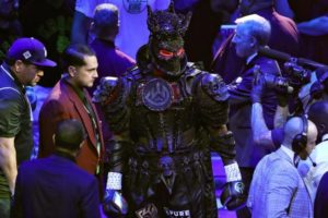 I'll surely will beat him the third time - Fury responds Wilder's heavy outfit claim